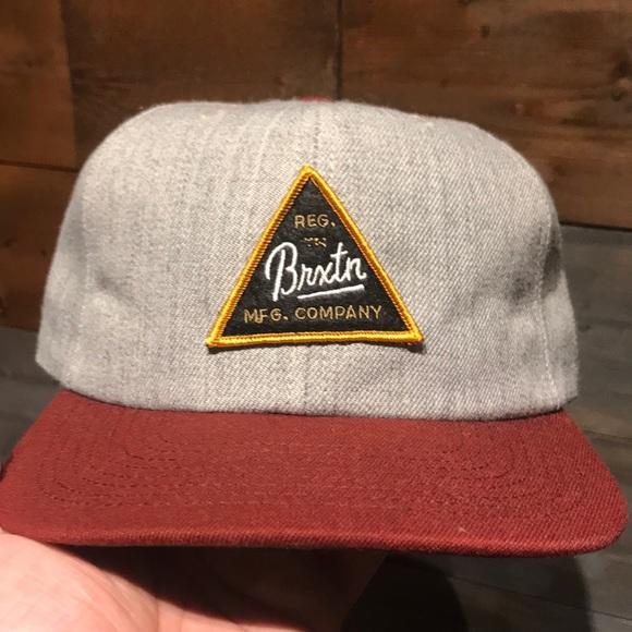 8448ee603b2 Brixton Other - Brxton hat